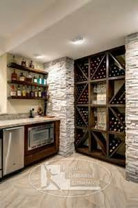 cool basements cool basement wet bar lower level pinterest