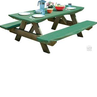 picnic tablecloth and bench covers bungee picnic table bench cover set no more sitting at