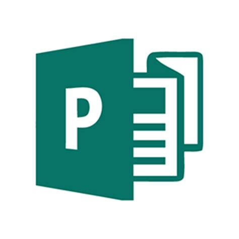 microsoft publisher logo vector   download free