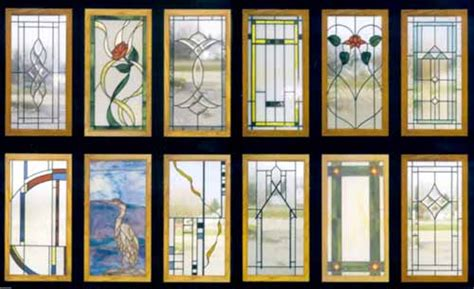 Stained Glass Designs For Doors Stained Glass Cabinet Door Designs