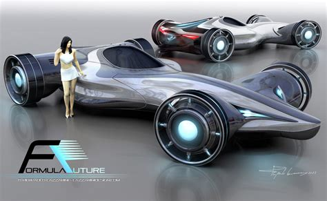 concept cars and trucks formula future concept vehicles