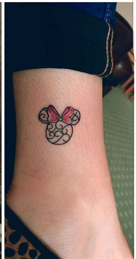 25 best ideas about small disney tattoos on