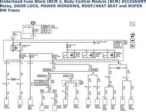 repair guides wiring systems and power management 2007 power distribution schematics