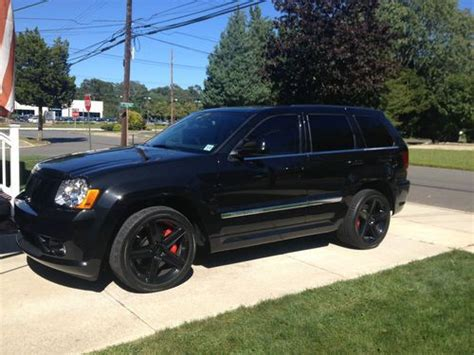 2010 Jeep Grand Srt8 For Sale Purchase Used 2010 Jeep Grand Srt8 Supercharged