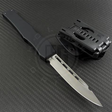 halo otf microtech knives halo v s e automatic otf s a knife 4 6in