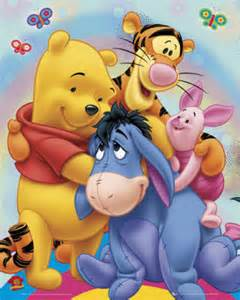 winnie pooh images winnie pooh friends wallpaper background photos 6507452