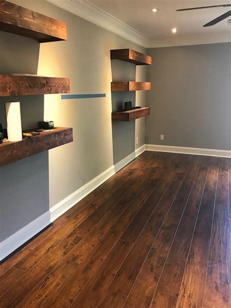 installing laminate flooring diy bonus room makeover