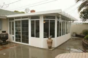 Aluminum Building Materials For Patio Room by Enclosed Patio Cost Aluminum Patio Enclosures Screened