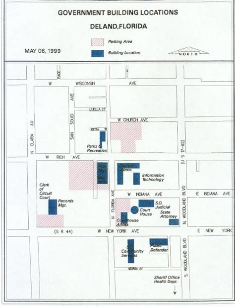 Orange County Circuit Court Records Building Locations And Facilities