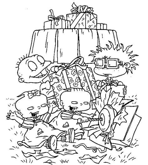 Rugrats Coloring Pages Coloringpagesabc Com Rugrats Coloring Pages