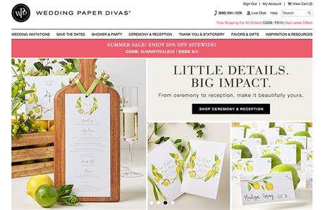 Wedding Paper Divas Deals by Wedding Paper Divas Coupon Save 35 Or More This August