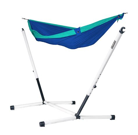 ticket to the moon hammock and handy stand set