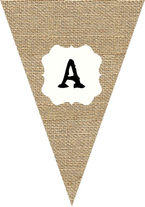 printable bunting letters sweetly scrapped free printable burlap bunting blank and