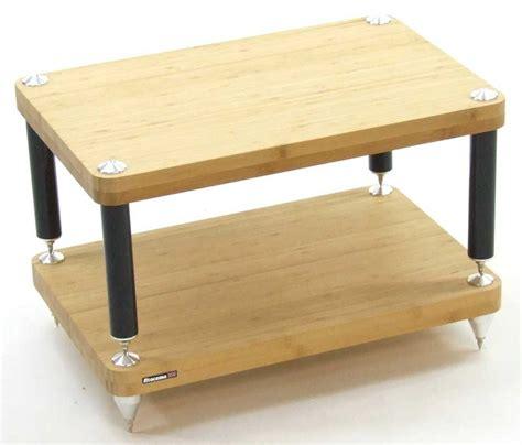 Eco Stand 1 atacama evoque eco bamboo hifi stand 2 tier