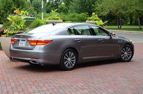 Kia Luxury 2016 Kia K900 V6 Luxury Sedan Review By Larry Nutson