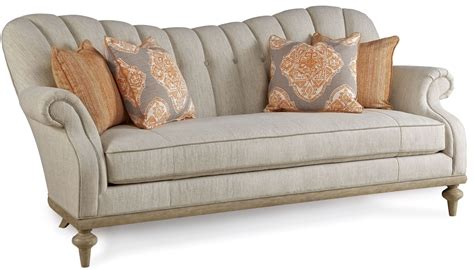 brewster sofa collection one upholstered brewster channel back sofa