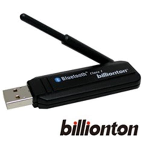 Usb Bluetooth Billionton billionton ubtbr1r bluetooth v1 2 classs 1 usb dongle windows driver software wireless drivers