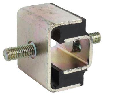 Promo M3 Anti Vibration Ding O Ring u shear mount 54mm x 40mm m10 anti vibration