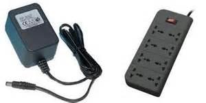 Adaptor Piano keyboard adapter and power supply for digital keyboards