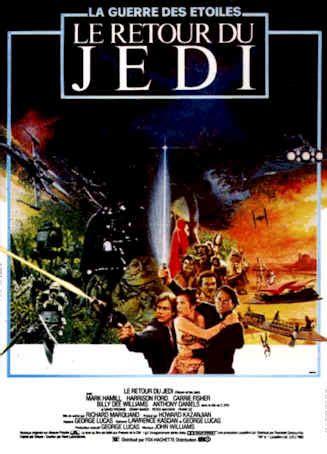 le wars wars episode vi return of the jedi 1983