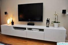 besta schwarz ikea besta tv meubel met houten blad voor het huis