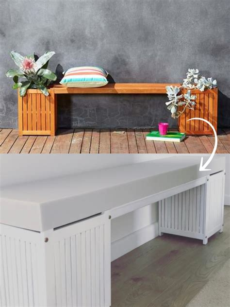 kmart outdoor bench 20 of the coolest kmart hacks ever style curator