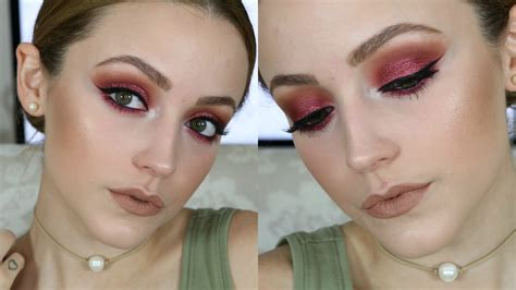eyeshadow tutorial kathleenlights juvias place masquerade palette makeup tutorial video