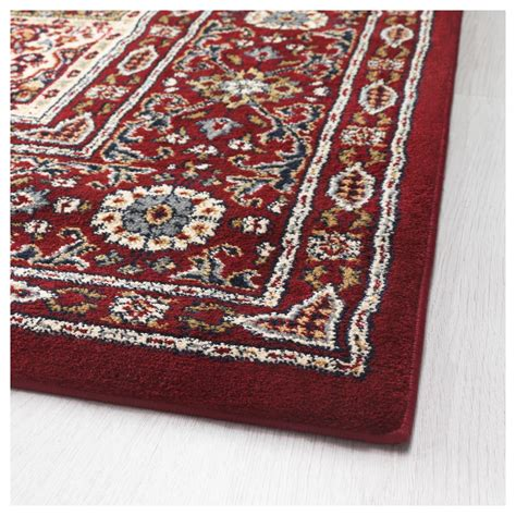 what is low pile rug valby ruta rug low pile multicolour 133x195 cm ikea