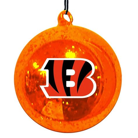 cincinnati bengals christmas tree ornaments christmas