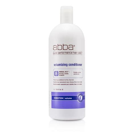 are cleansing conditioners good for fine limp hair abba volumizing thickening conditioner for fine limp