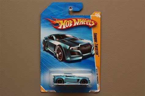 Hotwheels Torque wheels 2010 hw premiere torque blue
