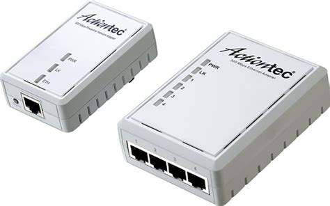 wireless ethernet adapter best buy actiontec powerline ethernet adapter and 4 port hub white