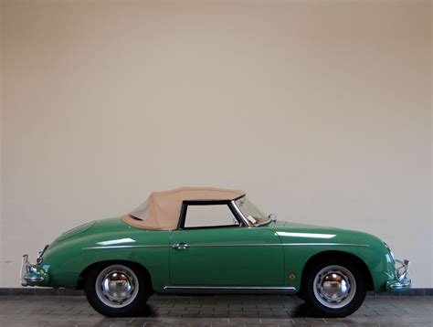 green porsche convertible cars previously sold porsche 356 1959 porsche 356a