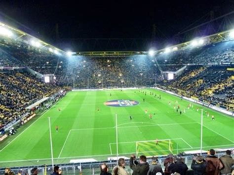 signal iduna park away section bayern munich away section bild fr 229 n signal iduna park