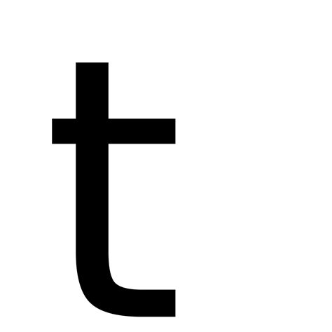 t - Wiktionary T