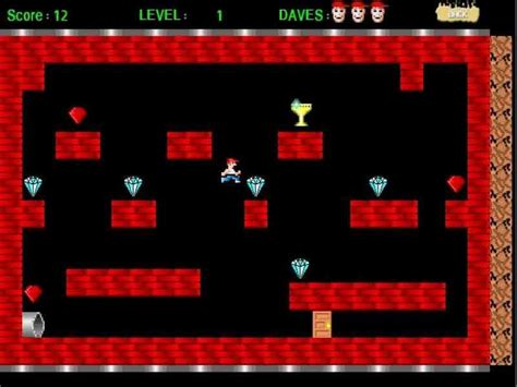 Dave Full Version Game Free Download | dangerous dave game download free for pc full version