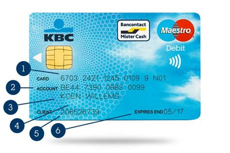 kbc bank bic code where to find your card and account number kbc brussels