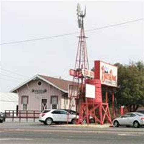 Barn Door Steakhouse And Pecos Depot Bar Pecos Trail Region Barn Door Odessa Tx