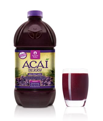 Bossa Acai Fruit Juice by Secrets How To And Maintain Weight By Healthy