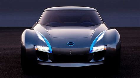 nissan electric sports car nissan esflow electric sports car
