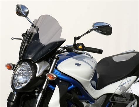 Suzuki Gladius Windscreen Mra Racingscreen Rnb Universal Motorcycle Windshield