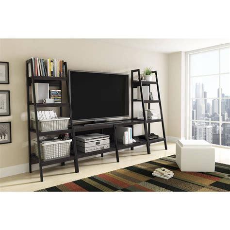 15 photo of tv unit bookcase
