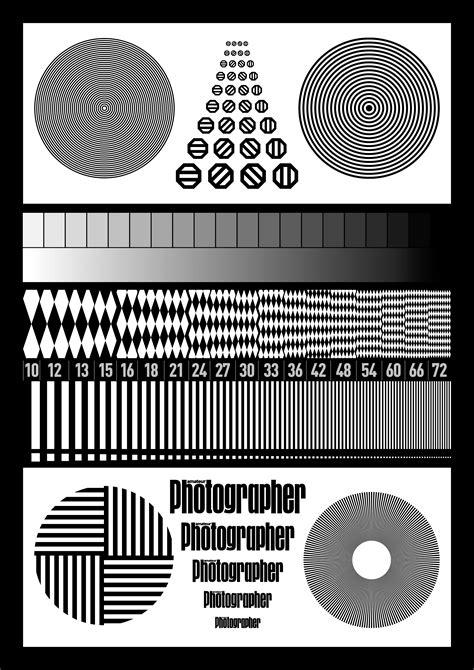 test pattern for laser printer color test page laser printer