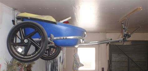 How To Hang Bicycles From The Ceiling by 2 Techniques To Help You Organize The Garage Like An Engineer