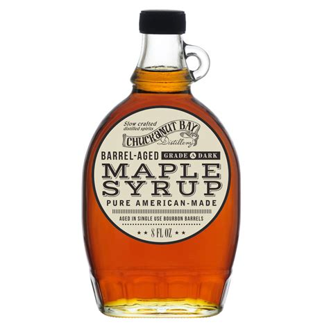 Maple Syrup by Maple Liqueur