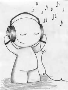 music drawings love music by kasqlaa traditional art
