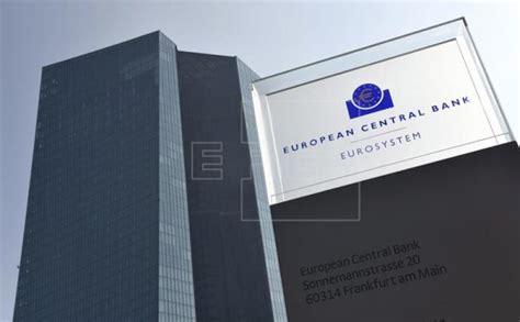 cambio banco central europeo el bce podr 237 a dar signos de un cambio en su pol 237 tica a