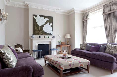 living room  purple sofa furniture