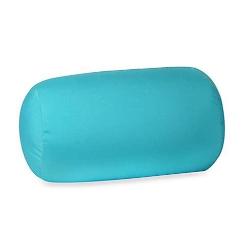 microbead pillow bed bath and beyond homedics 174 sqush tube pillow turquoise bed bath beyond