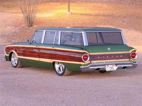 green station wagon with wood paneling best 25 ford falcon ideas only on pinterest australian
